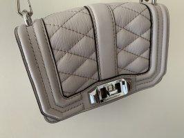 Rebecca Minkoff Crossbody bag light grey-silver-colored