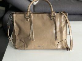 Rebecca Minkoff Satchel cream leather