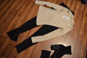 Recycled Ribbed Turtleneck Shirt Gr. 36 Nakd neu