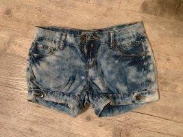 Redial Pantaloncino di jeans multicolore