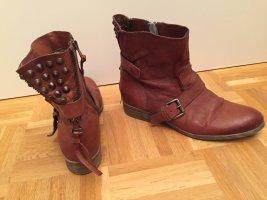 Andrea Sabatini Booties brown