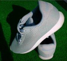 Reebok Sneaker stringata blu pallido-verde-grigio