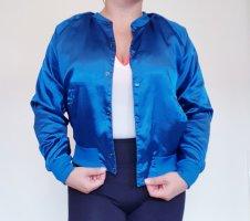 Reebok Between-Seasons Jacket neon blue