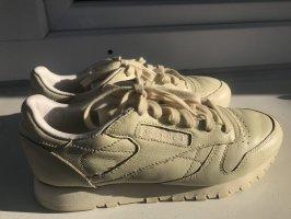 Reebok Pastel Gelb Sneaker