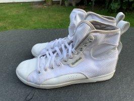 Reebok Sneaker alta bianco
