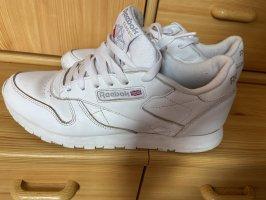 Reebok Sneaker Damen weiß Gr. 40 Classic Leder