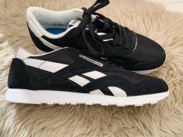 Reebok Sneaker Gr38 Schwarz/Weiß