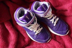 Reebok Sneaker in lila Gr.37