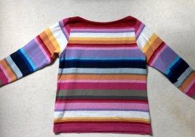 Regenbogenpullover#Streifen#bunt