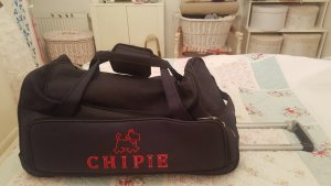 Chipie Valise Trolley gris anthracite