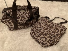 Travel Bag light brown-grey brown