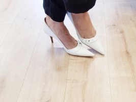 Rene Lezard Leder Schuhe neu