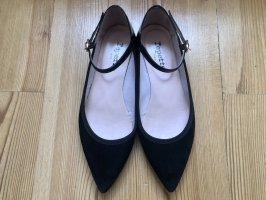 Repetto Ballerinas with Toecap black