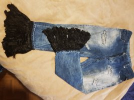 Replay Baggy jeans blauw