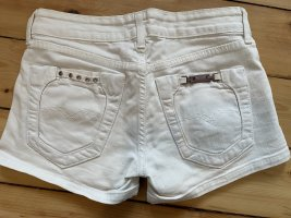 Replay Denim Shorts white