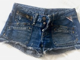 Replay Jeansshorts | Größe 27 | blau