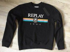 Replay Suéter multicolor Algodón