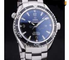 Omega Self-Winding Watch silver-colored