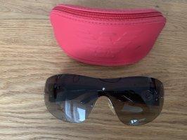 Retro Armani Sonnenbrille ohne Rahmen