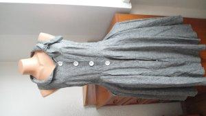 George. Robe mi-longue multicolore lin