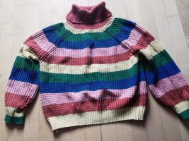 Crochet Sweater multicolored