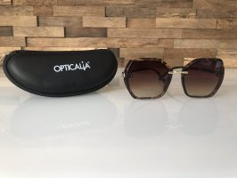 Retro- Sonnenbrille