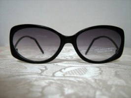 Retro Glasses black