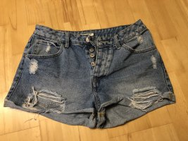 Review High Waist Shorts