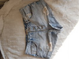 Review Jeansshorts destroyed