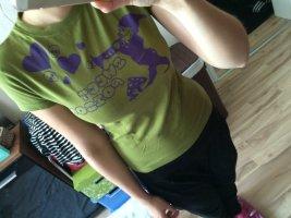 Review Oberteil T-Shirt Größe XS/34 Poison grün P&C