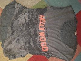 Review T-shirt court gris