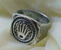 Zilveren ring zilver