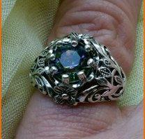 Anello d'argento argento