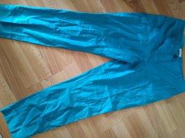 Riani Jersey Pants cornflower blue cotton