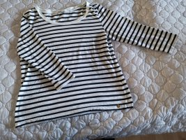 Rich & Royal Stripe Shirt natural white-dark blue