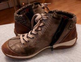 Rieker Boots innen warm gr 37