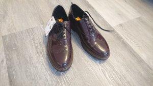 Rieker Budapest schoenen bordeaux