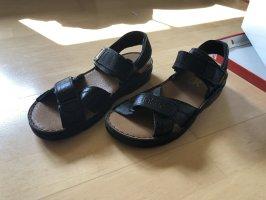 Rieker Strapped Sandals black