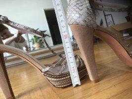 Riemchen Heel von Paco Gil, Gr. 39,5