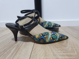 Bruno Premi Strapped pumps multicolored