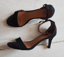 Riemchen Sandalen mit Absatz 38