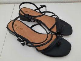 Call it Spring Sandalen met bandjes zwart