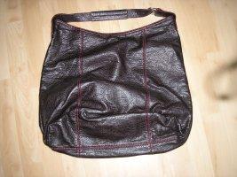 Riesengroße braune Tasche, Shopper, Lederoptik , Marc O'Polo
