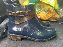 Gumowe buty ciemnoniebieski