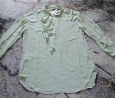 Rinascimento Blusa a tunica verde-grigio Poliestere