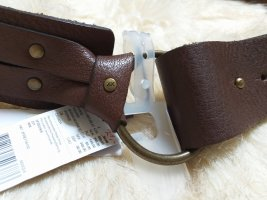 Mexx Hebilla del cinturón marrón