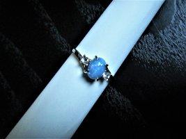 Ring  blau Gr. 19 NEU