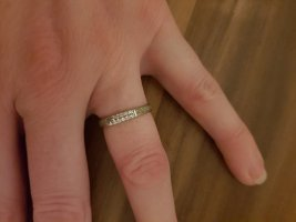 Ring einzigartiges Desing