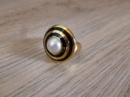 Ring gold Perle Pierre Lang 4 neu