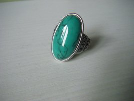 Statement Ring turquoise